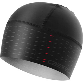 Castelli Arrivo 3 Thermo Skully light black